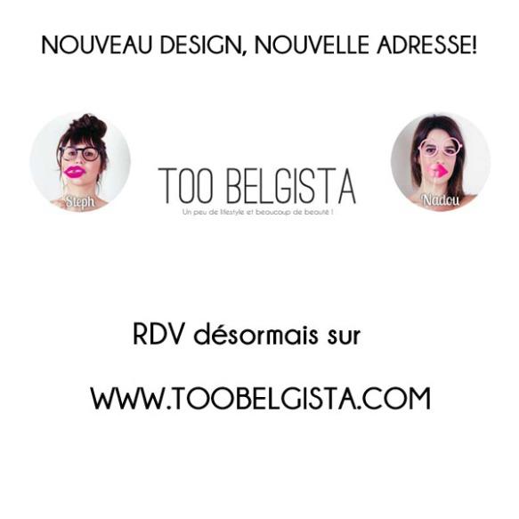 Retrouvez-nous sur www.toobelgista.com